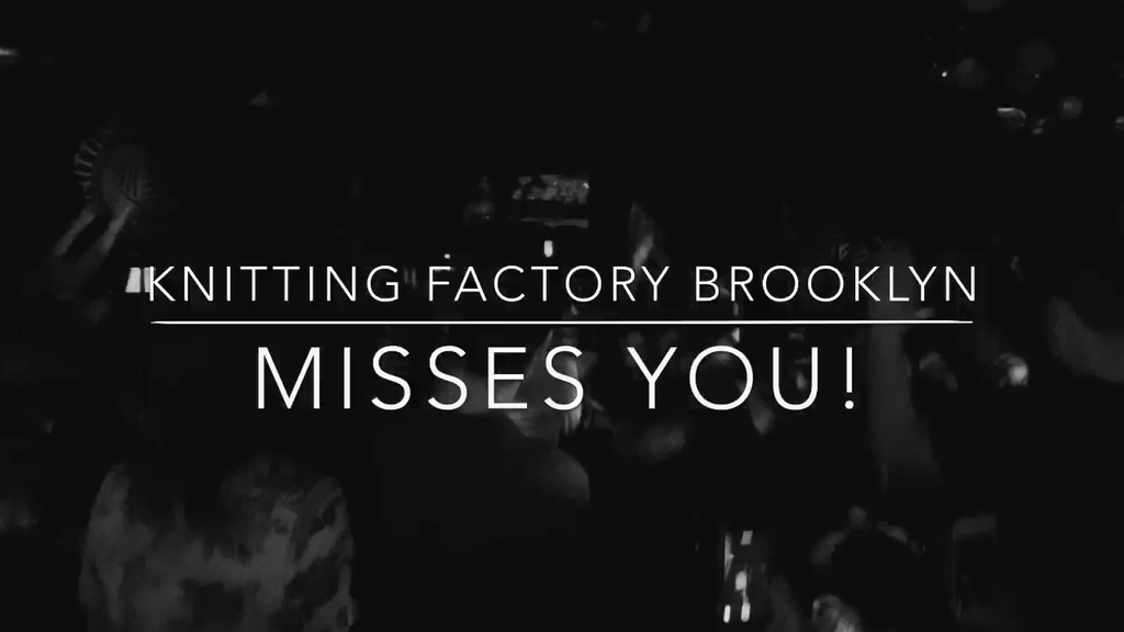 Knitting Factory Takes 5 project video thumbnail