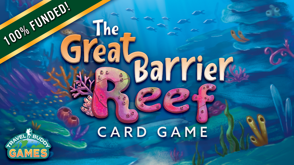 The Great Barrier Reef Card Game project video thumbnail