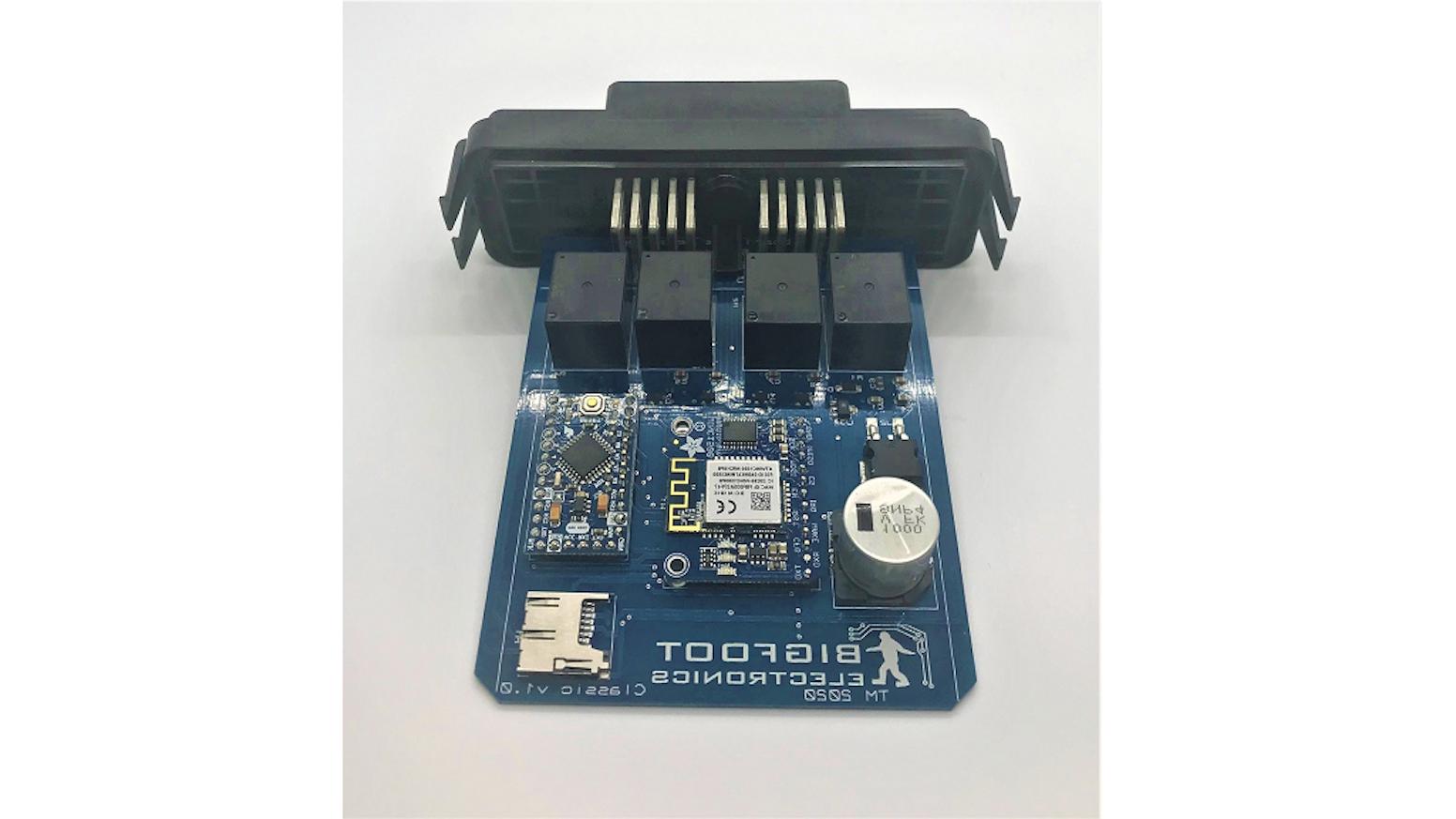 Bigfoot WiFi Relay Board (Arduino based)