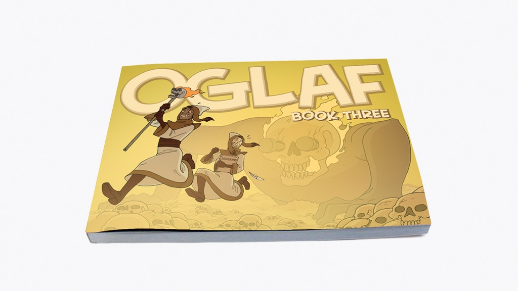 Oglaf Book 3 project video thumbnail
