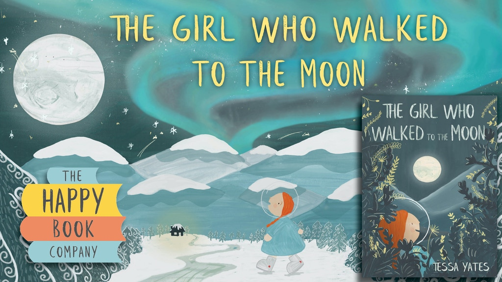 The Girl Who Walked to the Moon project video thumbnail