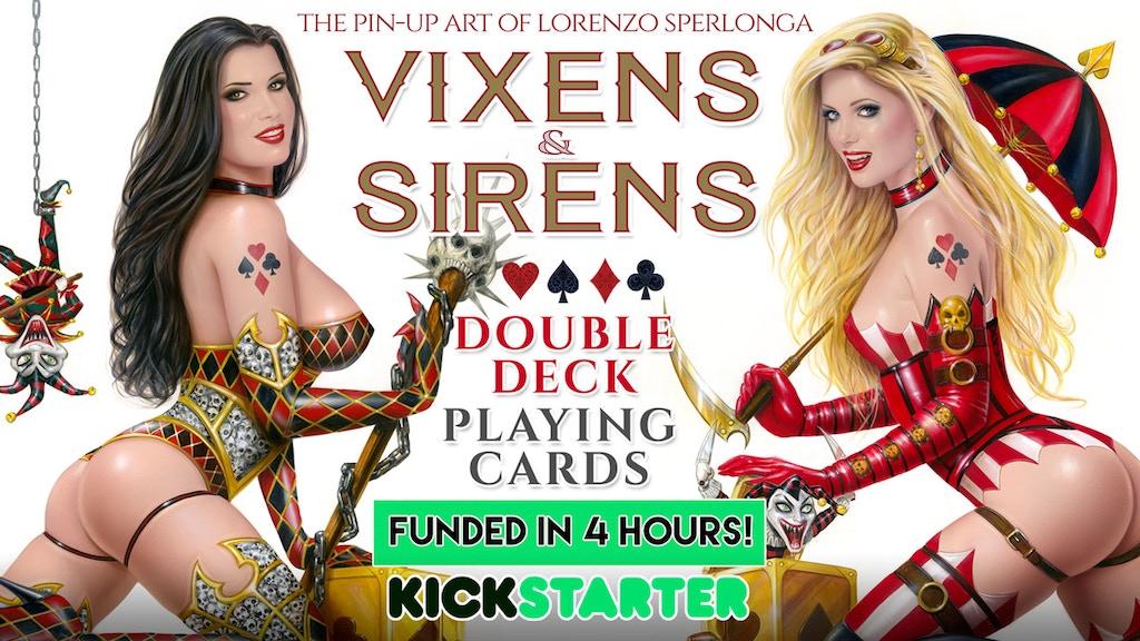 VIXENS & SIRENS project video thumbnail
