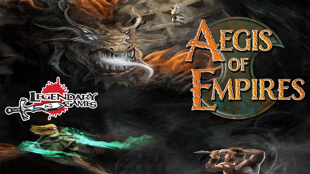 Aegis of Empires Adventure Path for 5E, Pathfinder 1E and 2E project video thumbnail