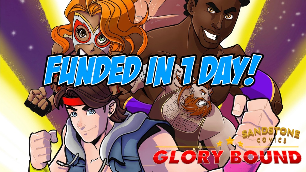 Glory Bound project video thumbnail
