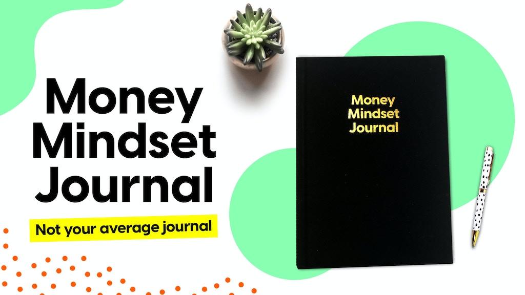 Money Mindset Journal: Dream, Plan, Achieve project video thumbnail