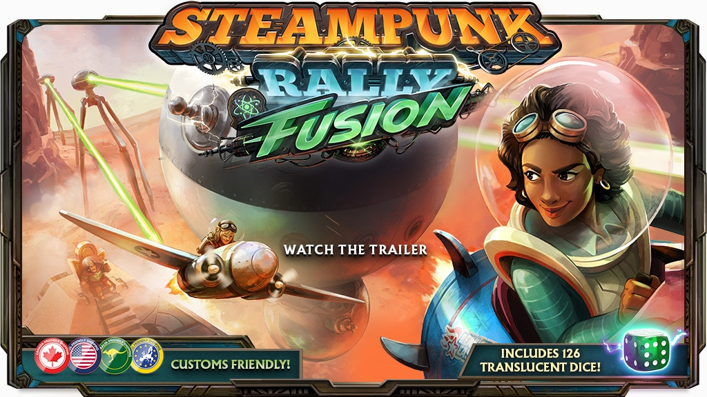 Steampunk Rally Fusion project video thumbnail