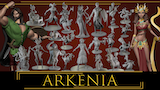 ARKENIA'S HEROES & CREATURES- STL Files for 3D Prints thumbnail