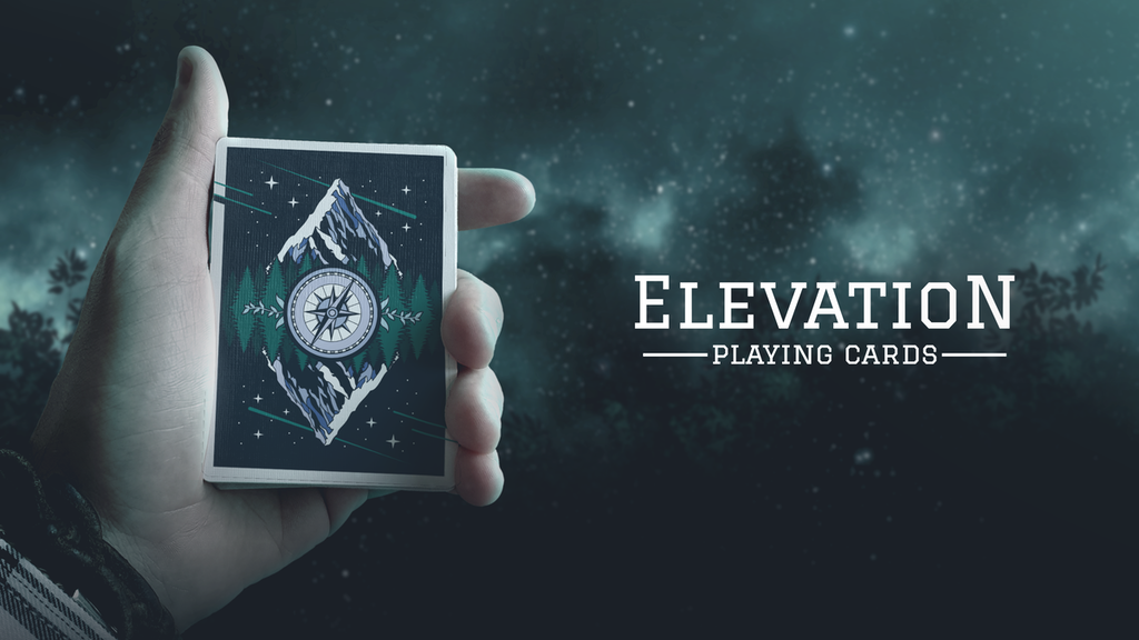 Elevation Playing Cards: Night Edition project video thumbnail