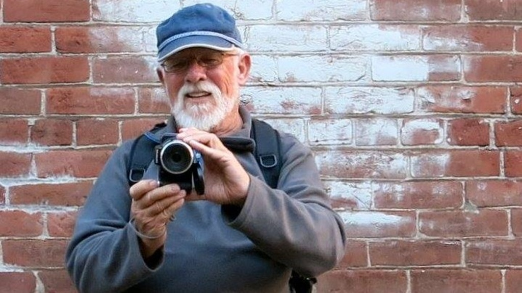 """""""Walking Flagstaff"""" with photographer George Breed project video thumbnail"""