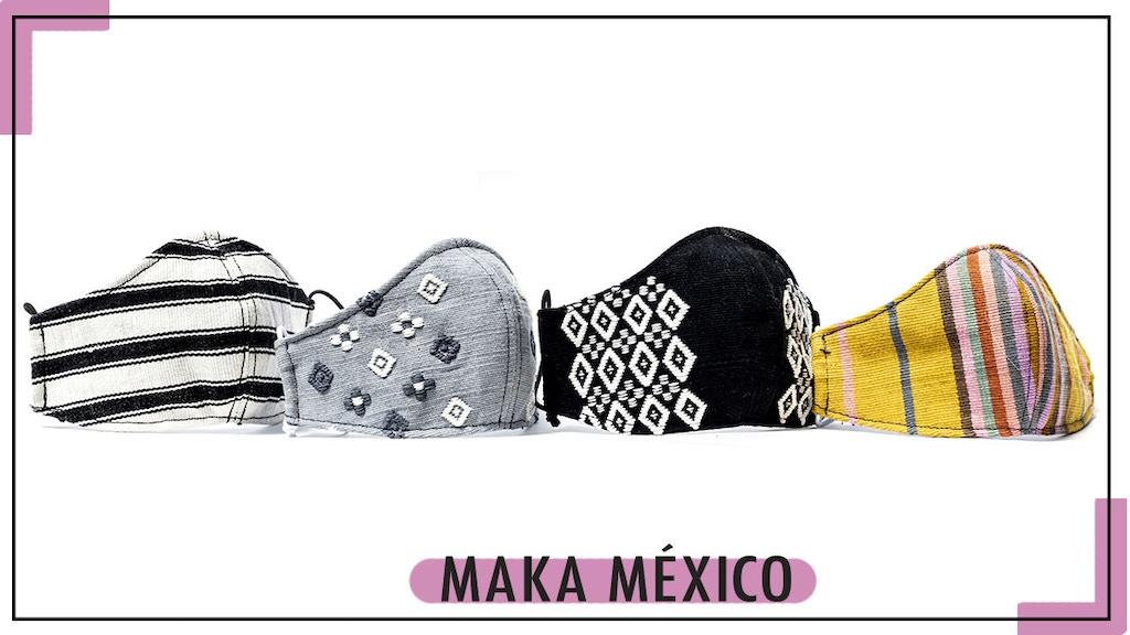 """""""CON MAKA MÉXICO NOS CUIDAMOS TODOS"""" project video thumbnail"""
