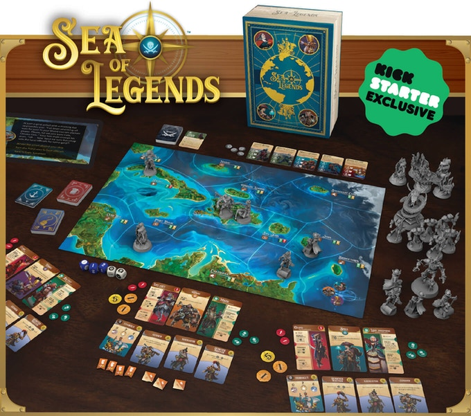 Sea of Legends