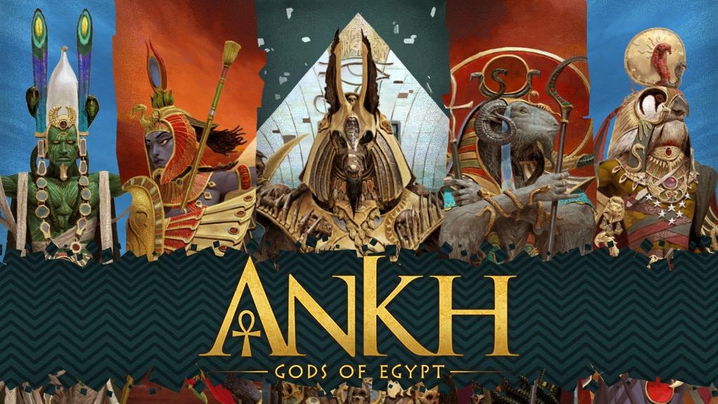Ankh: Gods of Egypt project video thumbnail