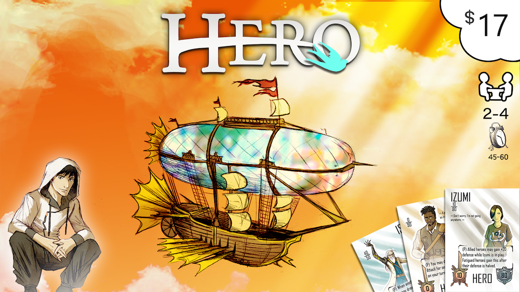 HERO | The Card Game project video thumbnail
