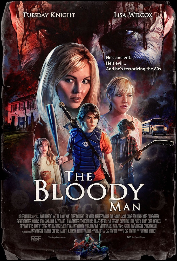 An original feature length coming-of-age horror film with the heart, look, and feel of our favorite movies from the 1980s!