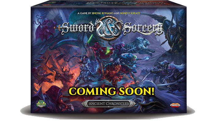 The best co-op fantasy dungeon crawler is back, with an exciting new stand-alone core set and campaign, to play solo or up to 5 people. COMING SOON!
