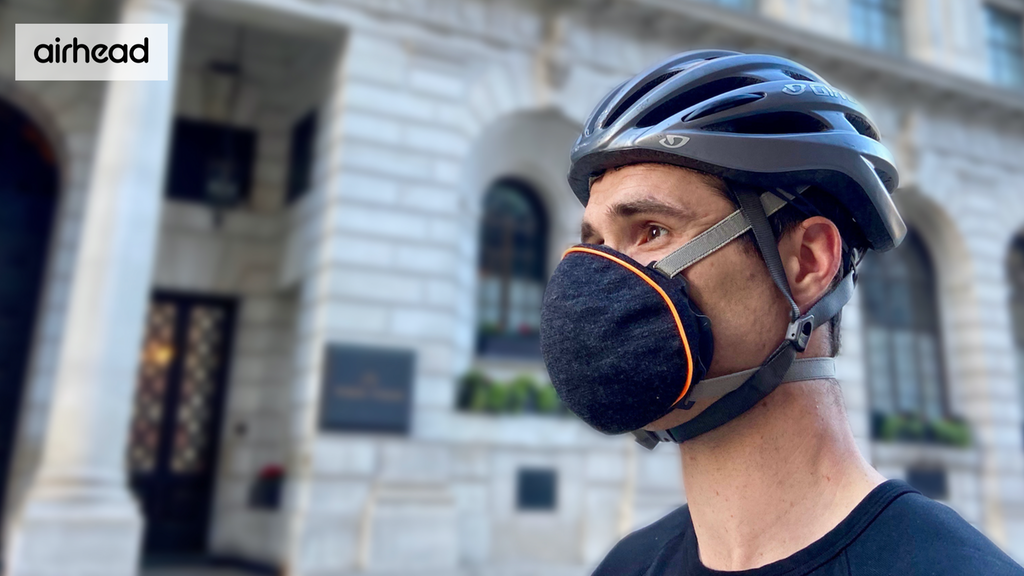 The Airhead Mask: Reinvented Pollution Protection project video thumbnail