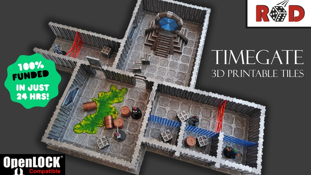 Project image for TIMEGATE