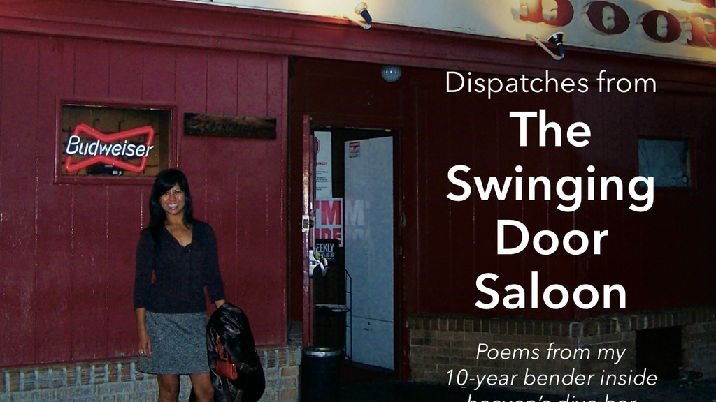 Dispatches From The Swinging Door Saloon project video thumbnail