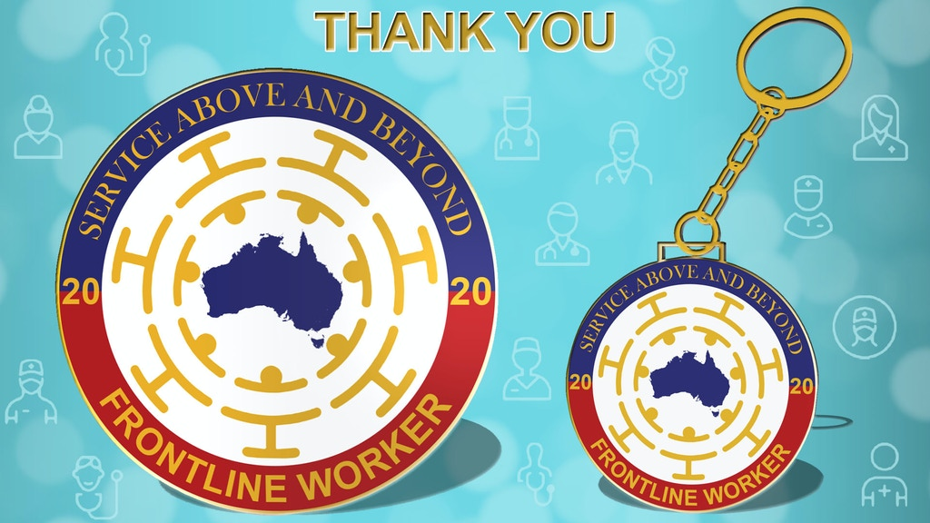 Project image for Front Line Workers Recognition Award