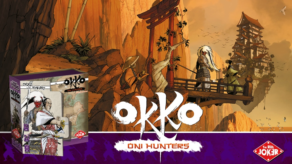 Project image for Okko - Oni Hunters