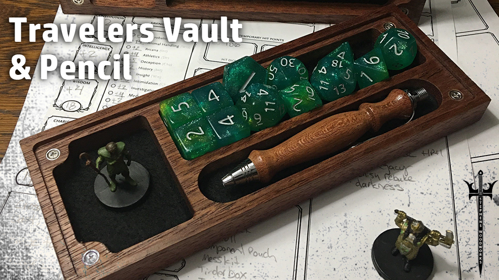 Project image for Travelers Vault & Pencil