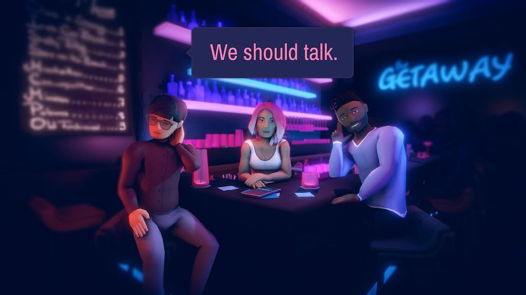 We should talk. project video thumbnail