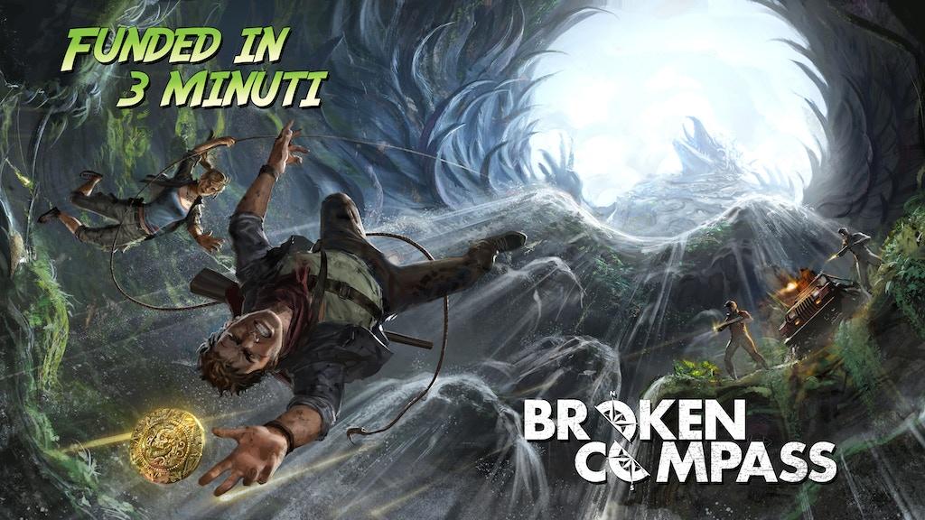 Broken Compass - Gioco di Ruolo d'Avventura project video thumbnail