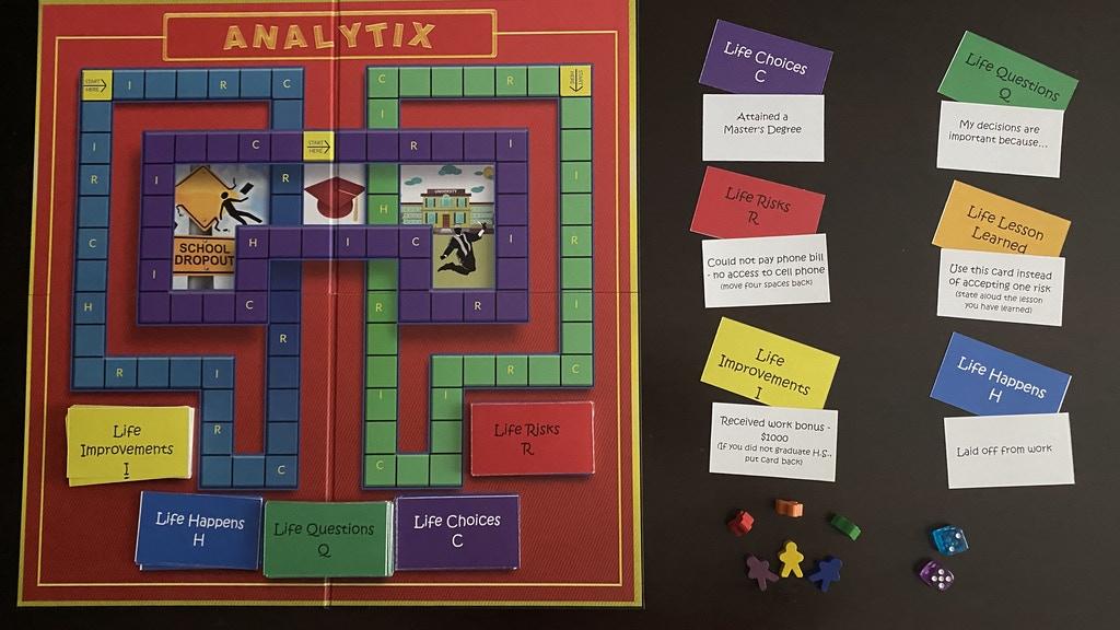 Analytix: An Insight-building Board Game for Teens! project video thumbnail