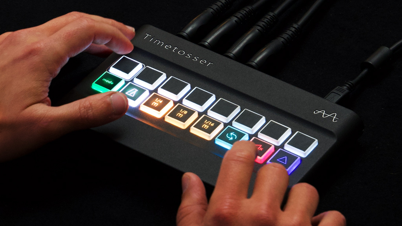 """""""The standalone instrument for re-sequencing audio on the fly."""""""