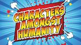 Characters Amongst Humanity thumbnail