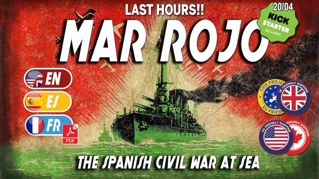 MAR ROJO, the Spanish Civil War at Sea project video thumbnail