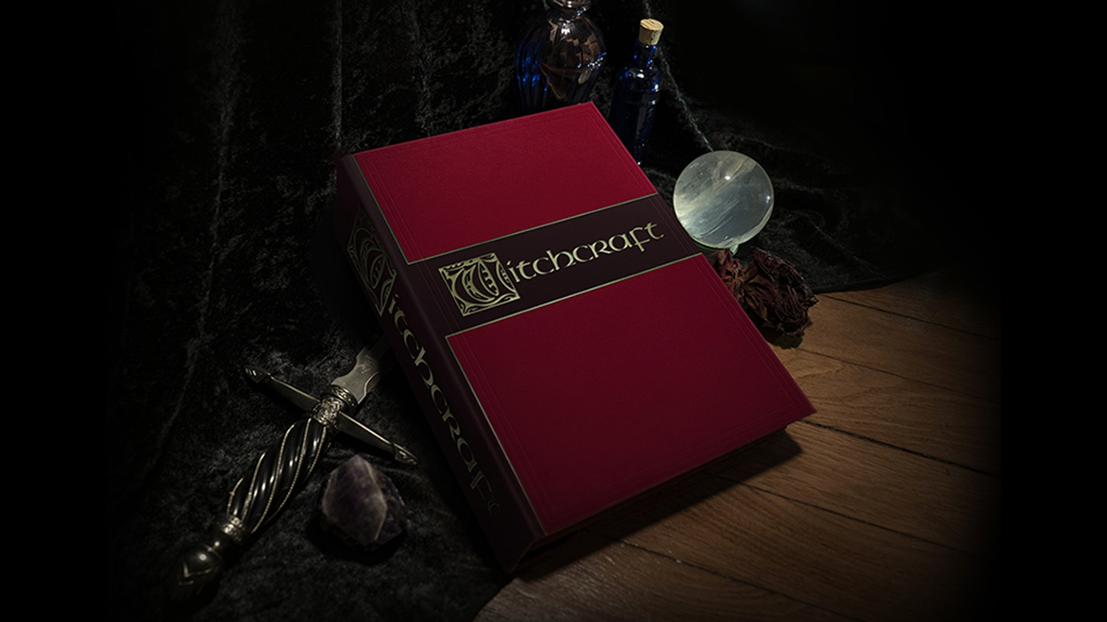 We are working hard to deliver to you the Witchcraft book on September!