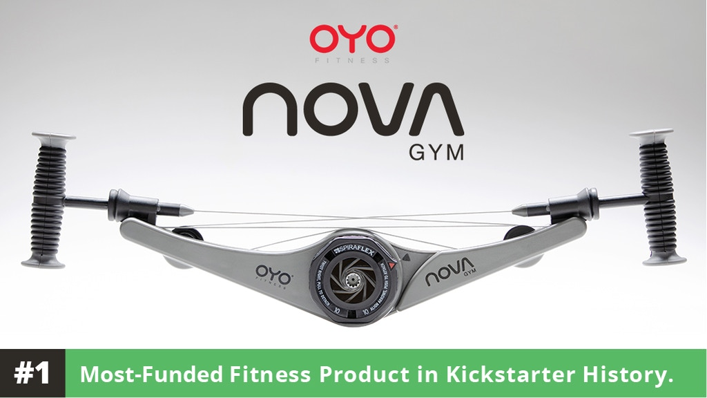 OYO NOVA Gym project video thumbnail