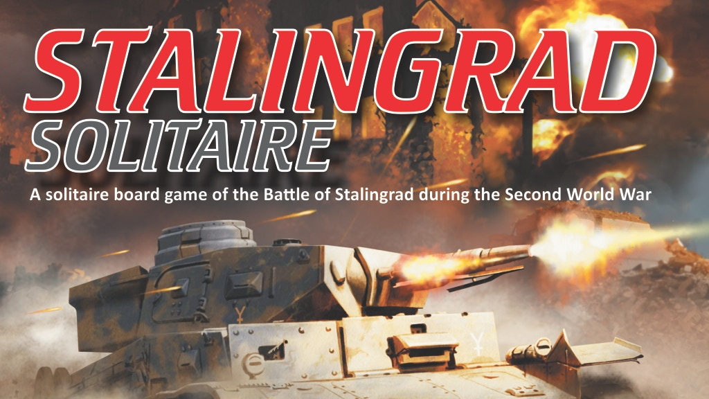 Project image for Stalingrad Solitaire