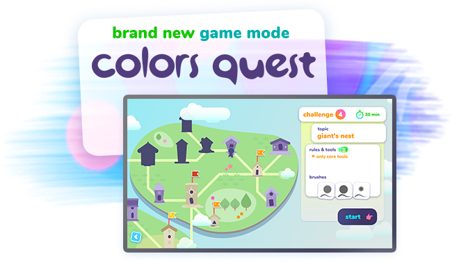 Colors Live - Colors Quest