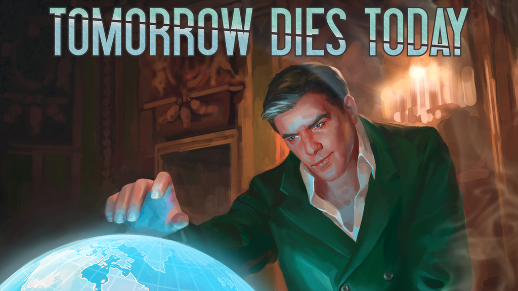 Tomorrow Dies Today - A Strategy Game for Supervillains