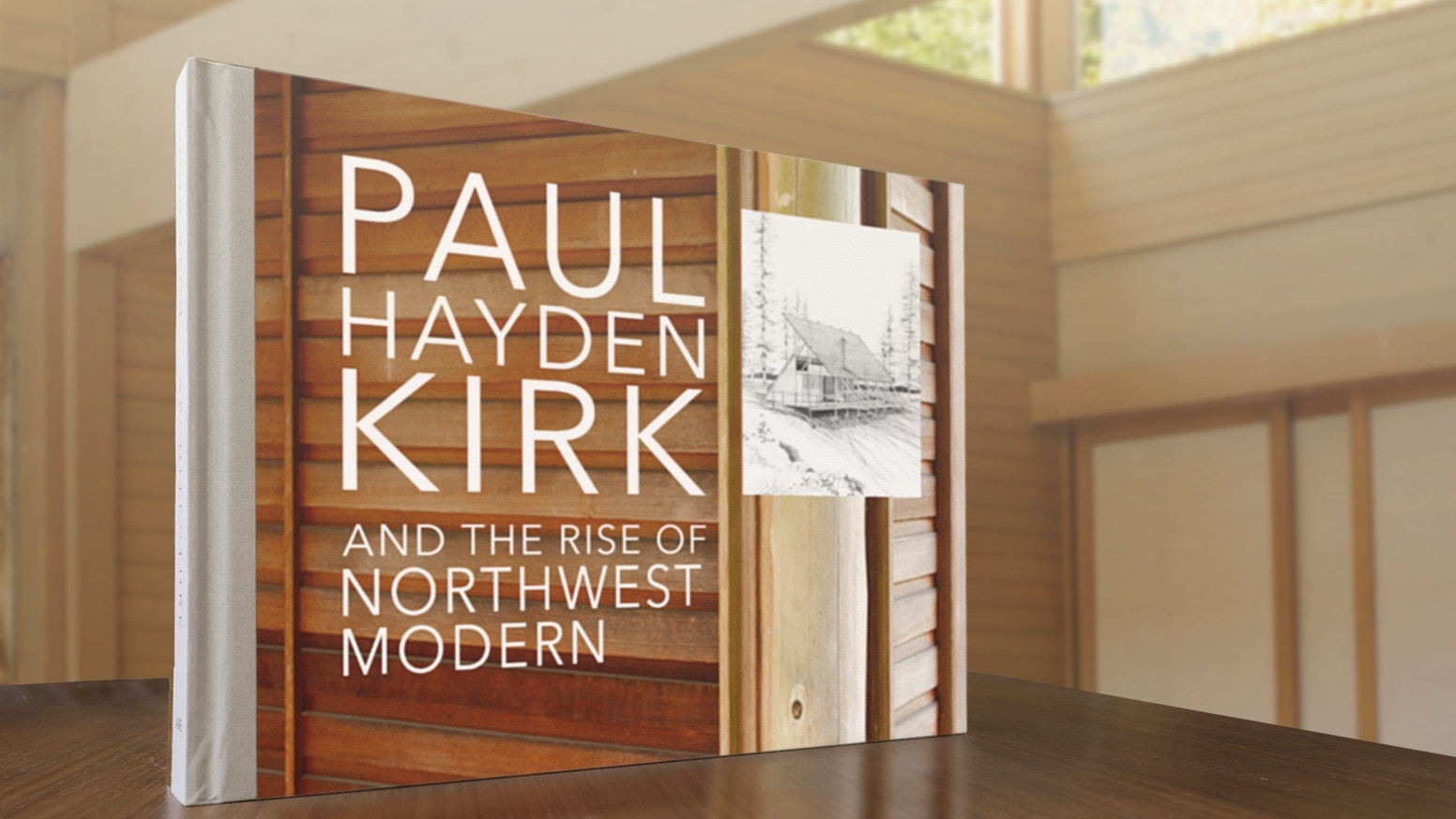 An illustrated book on the mid-century architect, Paul Hayden Kirk. Pre-order the first book to tell the story of modern design in the Pacific Northwest!
