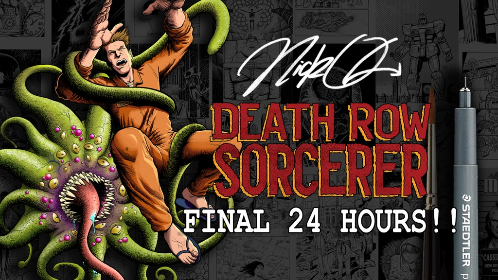 Death Row Sorcerer project video thumbnail