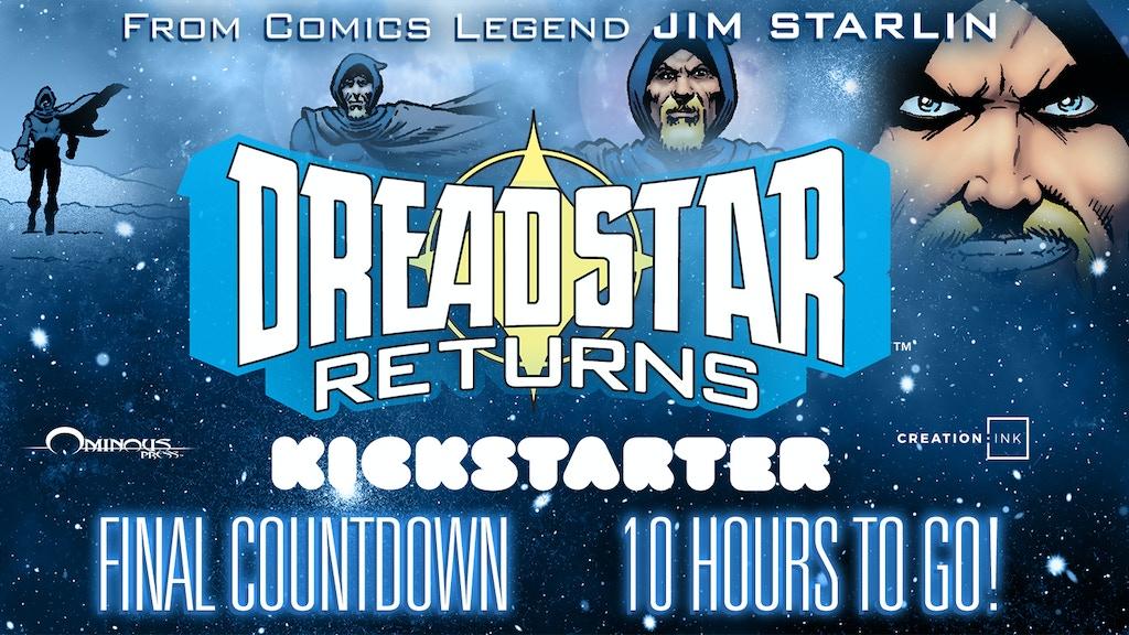 Dreadstar Returns! project video thumbnail