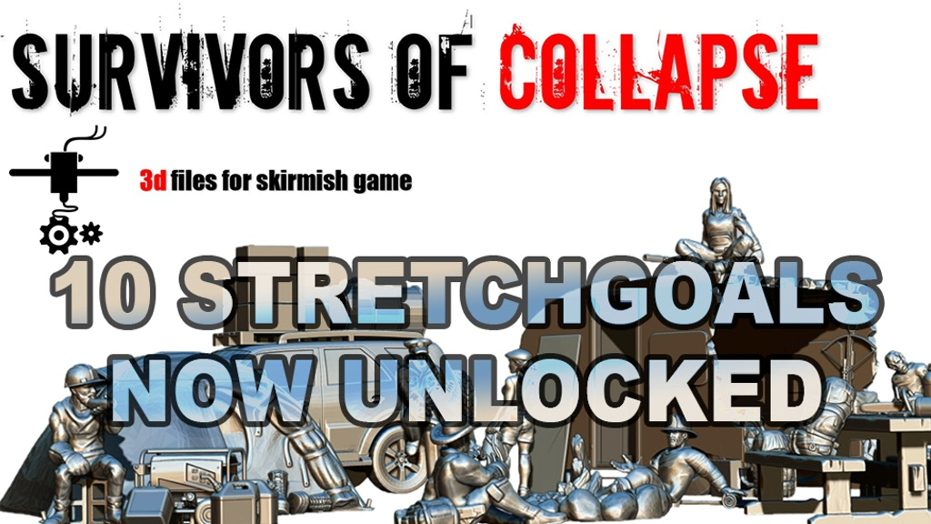 Survivors of Collapse project video thumbnail