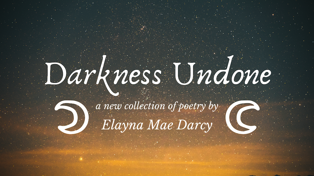 Darkness Undone project video thumbnail