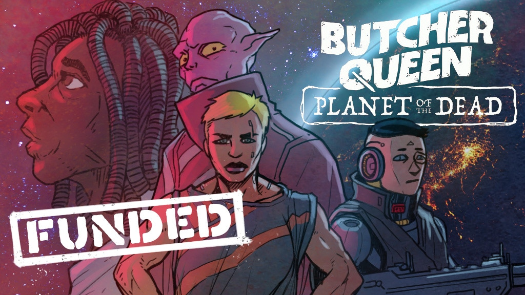 Butcher Queen: Planet of the Dead project video thumbnail