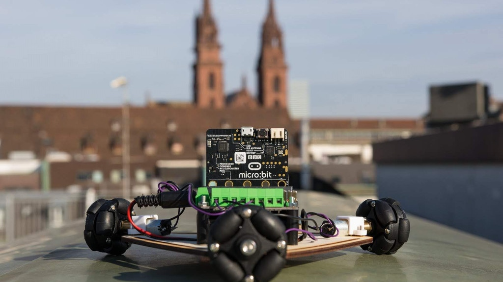 Project image for TechLabs TL1 SWARM Robotics Kit