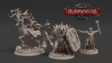 BLOODFIELDS : Complete 3D Printable Wargame thumbnail