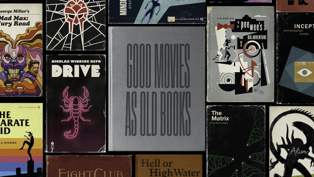 Good Movies as Old Books project video thumbnail