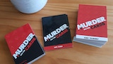 Murder on the Cards Card Game thumbnail