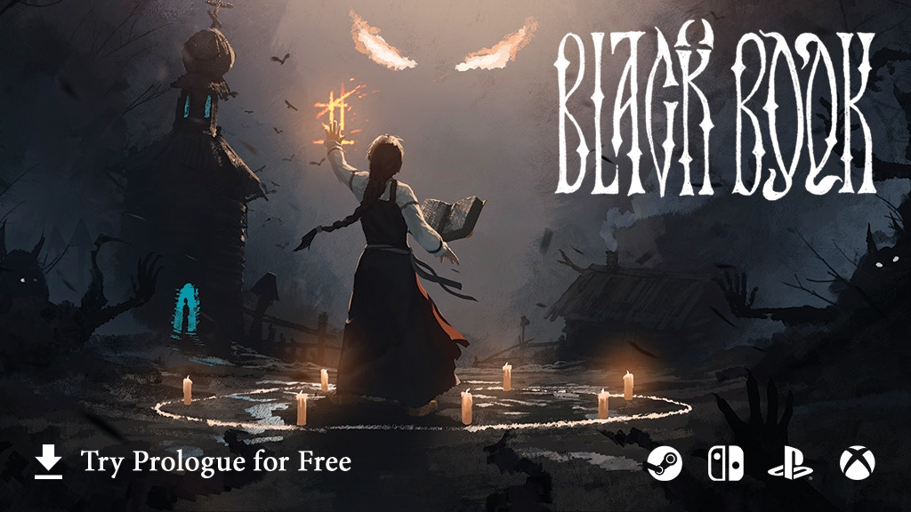Black Book - An RPG Rooted in Slavic Mythology project video thumbnail