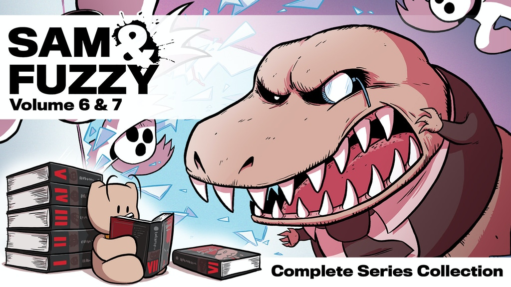 Sam & Fuzzy Book 6 and 7: Complete the Series project video thumbnail