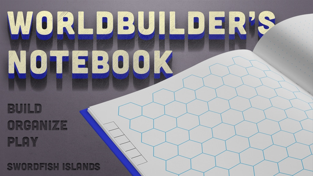 Worldbuilder's Notebook project video thumbnail