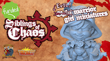 Chibi Siblings of Chaos Miniatures thumbnail